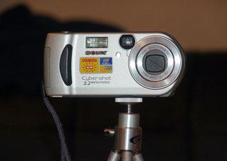 Sony CyberShot DSC P-71