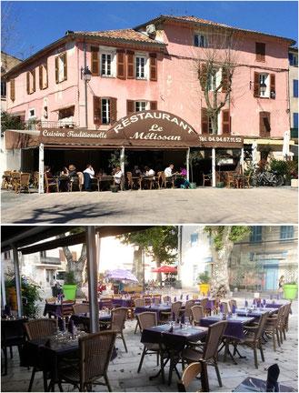 Restaurant Le Melissan