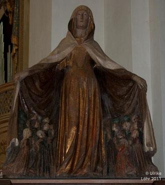 Madonna im Dom von Camerino