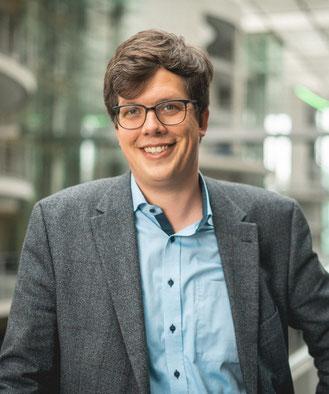 Foto von Dr. Lukas Köhler MdB