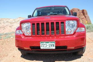 Foto Jeep Liberty