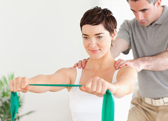 Krankengymnastik / Physiotherapie Verden