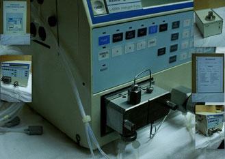 HPLC Gradientenpumpe Merck Hitachi L6200 für die Chromatographie/ HPLC/ Chemie
