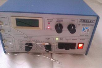 Melz RI-Detector LCD 312 für die Chromatographie/ HPLC/ Chemie