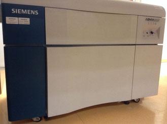 Siemens Advia 1650 (früher Bayer Diagnostics) mit aktuellem Wartungsnachweis für die Chromatographie/ HPLC/ Chemie