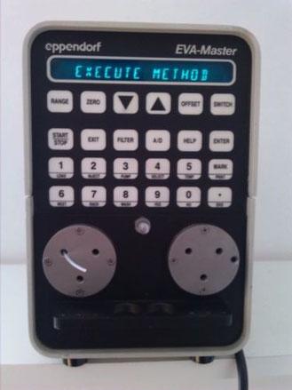 Eppendorf EVA-Master (66001 P 00064) - Steuergerät - Ansteuerung für Sampler für die Chromatographie/ HPLC/ Chemie