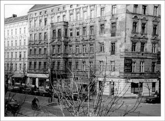 1993 - Berlin, Stargarder Straße 78,  direkte Nähe zur Gethsemanekirche