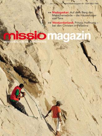 Titelbild missio magazin Madagaskar Reportage