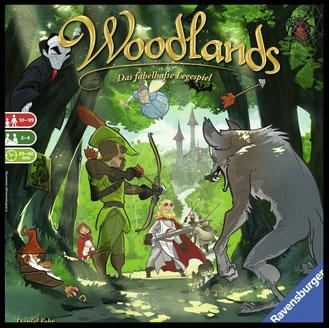 Rezension zu Woodlands von Ravensburger