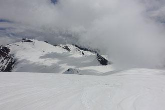 Gwächtenhorn SSW-Grat, Gwächtenhorn-SSW-Grat, Gwächtenhorn Südsüdwestgrat, Süd-südwestgrat, Abstieg, Sustenlimi