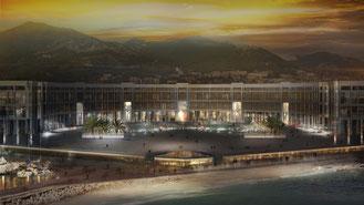 Futura Piazza della Libertà di Salerno