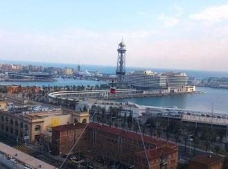 Teleferico del Puerto Barcelona