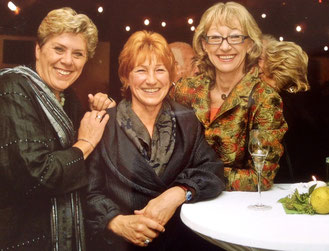 Bild: Foto: EP  Brüssel, Kulturausschuss, Haushaltsausschuss, Frauenausschuss Lissy Gröner, Jutta Haug, Christa Prets,