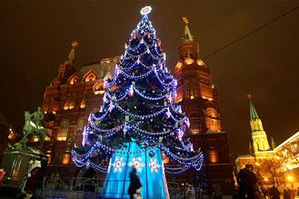 Russian Christmas food