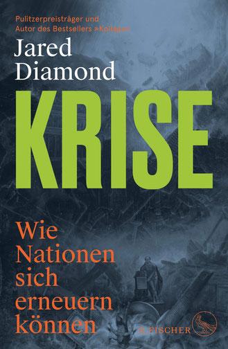 Cover des Buches Krise: Wie Nationen sich erneuern können von Jared Diamond.