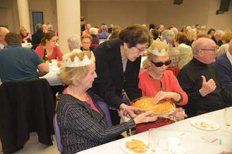 Loto - galette des rois le 11 janvier 2020 anocr34.fr