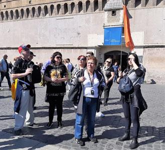 Групповые экскурсии в Риме