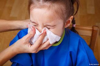 Kranke Kinder in der Einrichtung - haben Sie stets alles im Griff!