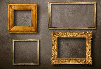 Rahmen, gold, Hintergrund, Bilder, Kreativ, Begegnung, Menschen, Potenzial, Entwicklung, Größe