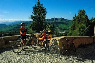 Mit dem Rad auf den Spuren von Paolo und Francesca