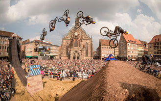 Winner Action © Chris Laue/Red Bull Content Pool
