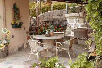 Casa Verde auf einer Finca in Guia de Isora mit Pool und Internet auf Tenerife