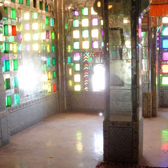 Lichtspiel Udaipur City Palace