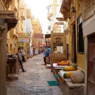 Individualreisen Jaisalmer Rajasthan