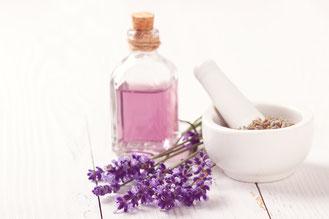 46 ans de Mariage : Un parfum à base de lavande