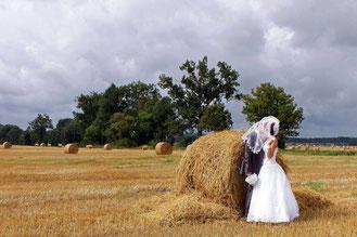 3 ans de mariage : Un shooting photo