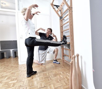 Koordinationstraining, Flexibilitätstraining