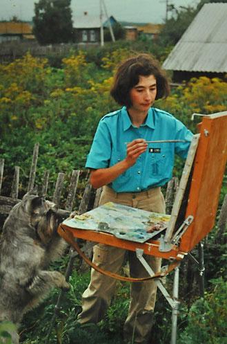 с. Головинщено, 1994г.