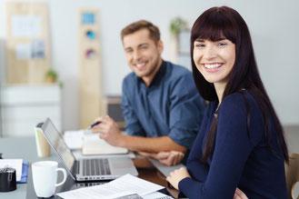 Arbeitgeberattraktivität - zufriedene Mitarbeiter sind kein Zufall. - © kontrastwerkstatt - Fotolia.com