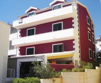 Апартаменты в Примоштене у моря