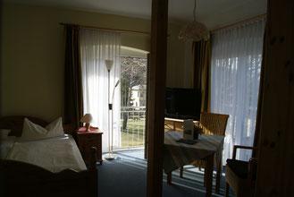 Apartment mit Miniküche Pension Waldeck Rügen