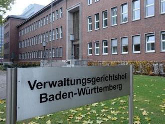Der Verwaltungsgerichtshof befässt sich mit Stuttgart 21. Foto: R. Wittek/Archiv