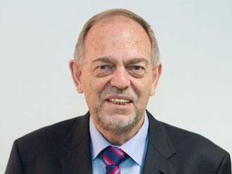 Hans-Eberhard Koch, baden-württembergischer Industriepräsident. Foto: Sebastian Kahnert/Archiv