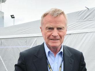 Max Mosley war von 1993 bis 2009 FIA-Präsident. Foto: Gerry Penny