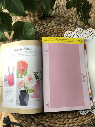 Einblick ins Magazin