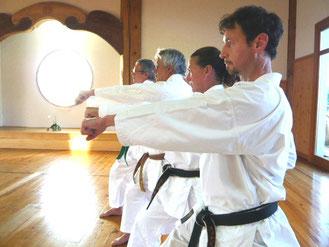 Bild Karatekas +40