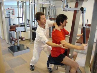 Medizinische Trainingstherapie Baumert Vöcklabruck