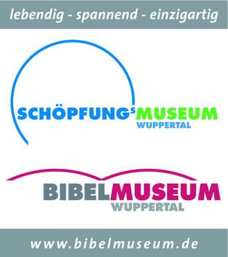 Logo des Bibel- und Schöpfungsmuseums Wuppertal