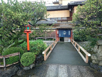 祇園の料理旅館