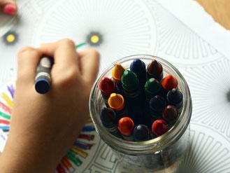 Foto: Kinderzeichnung