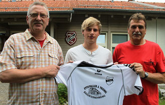 Sebastian Berchtold wechselt zum SC Wall