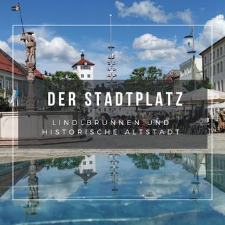 Lindlbrunnen Traunstein