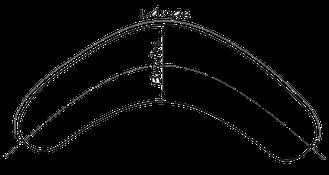Maßschema Stillkissen