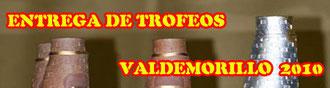 Entrega de Trofeos de la Feria de Valdemorillo