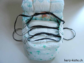Windelschuhe - Schuhbändel