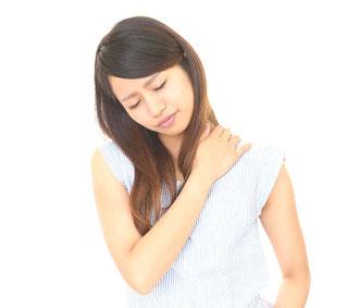肩こり、頭痛で苦しんでいる方